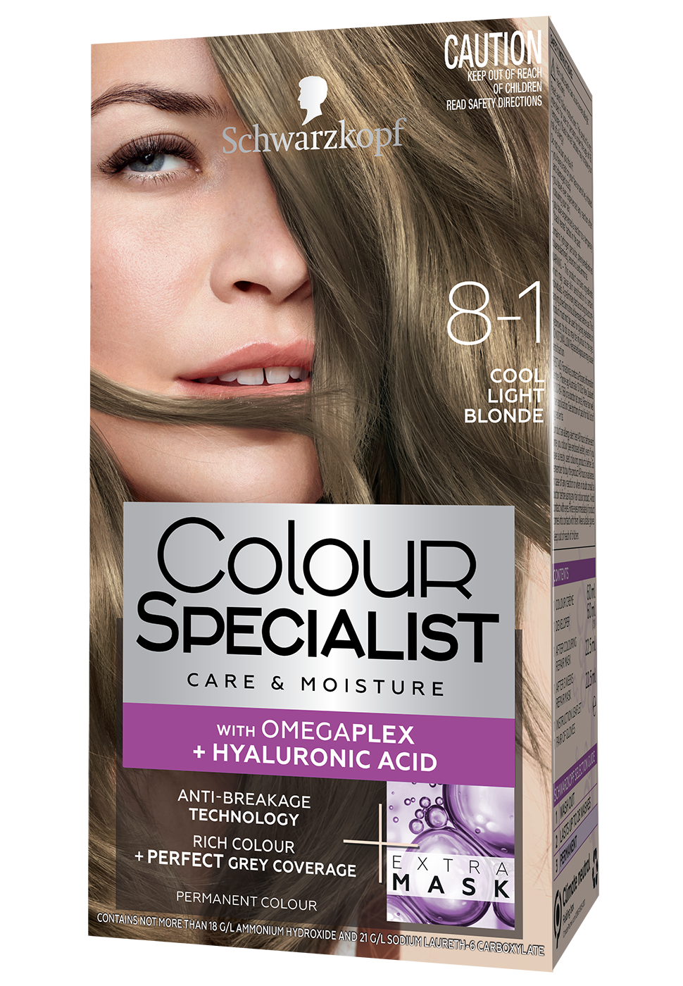 Colour Specialist 8-1 Cool Light Blonde 3D LF_970x1400