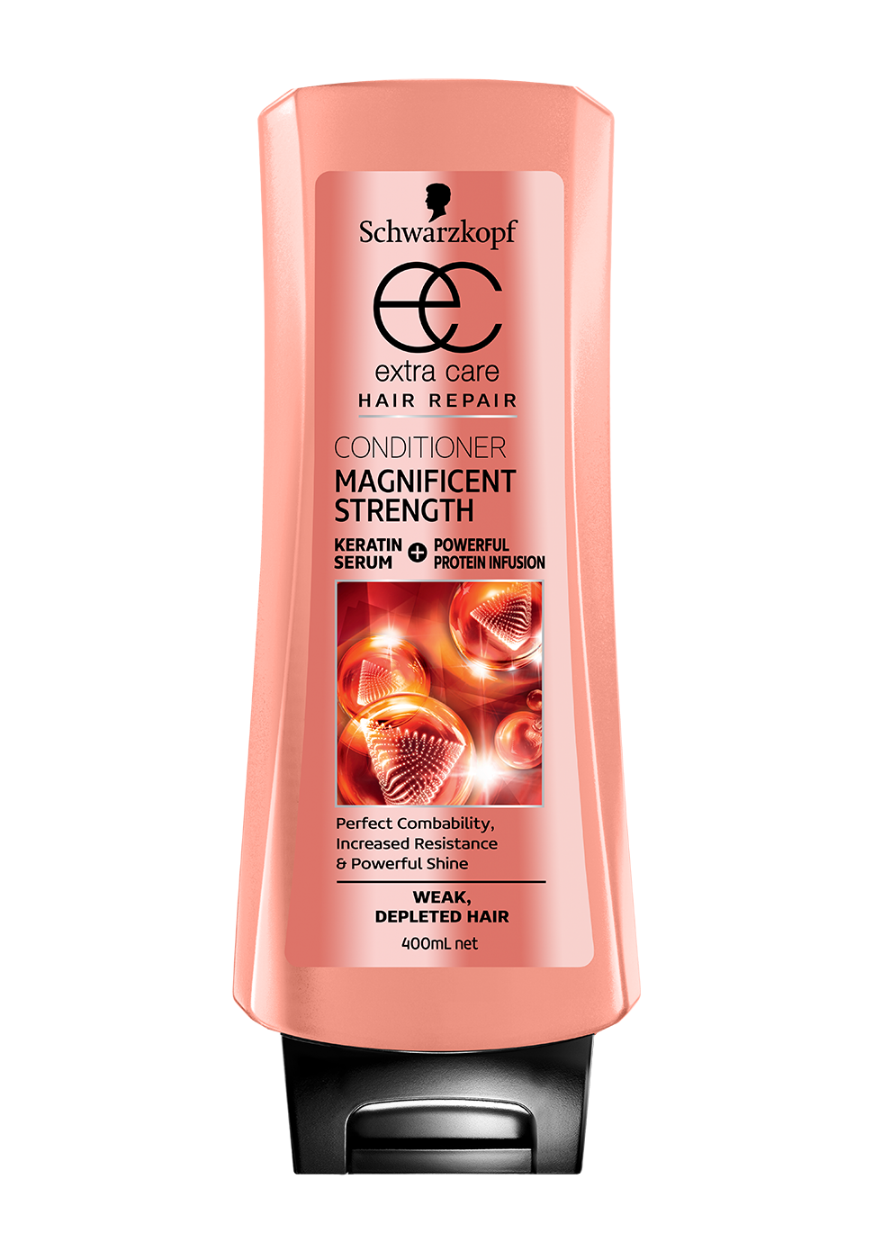 CareMagnificentStrengthConditioner400ml