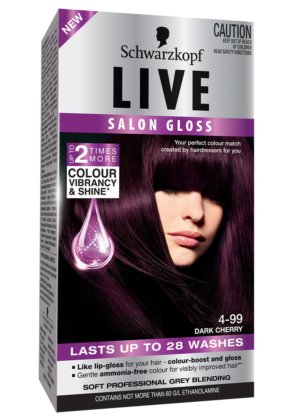 298LIVESalonGloss3DLF499DarkCherry