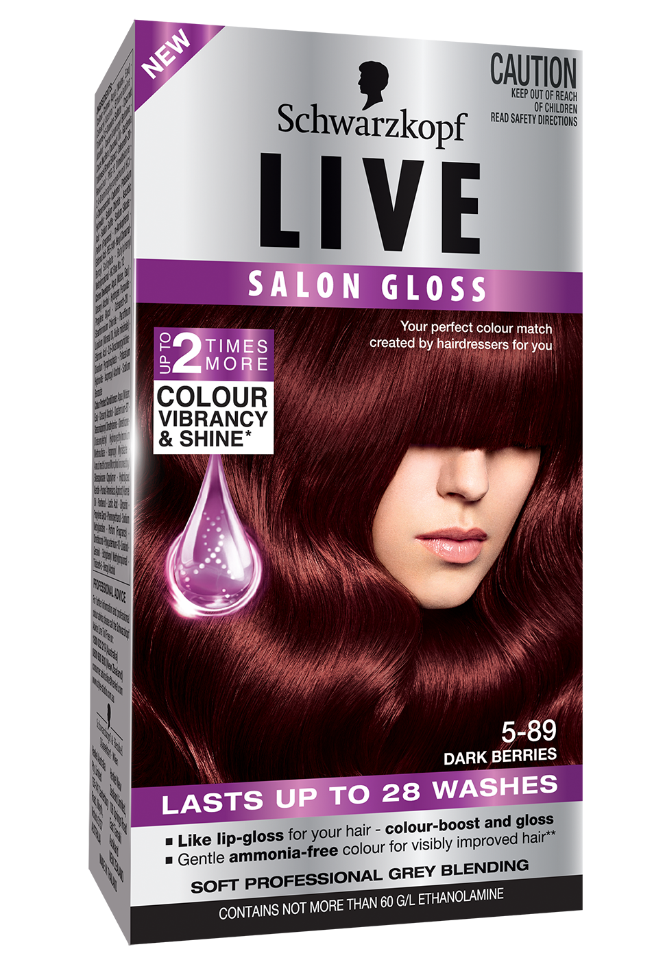 300LIVESalonGloss3DLF589DarkBerries