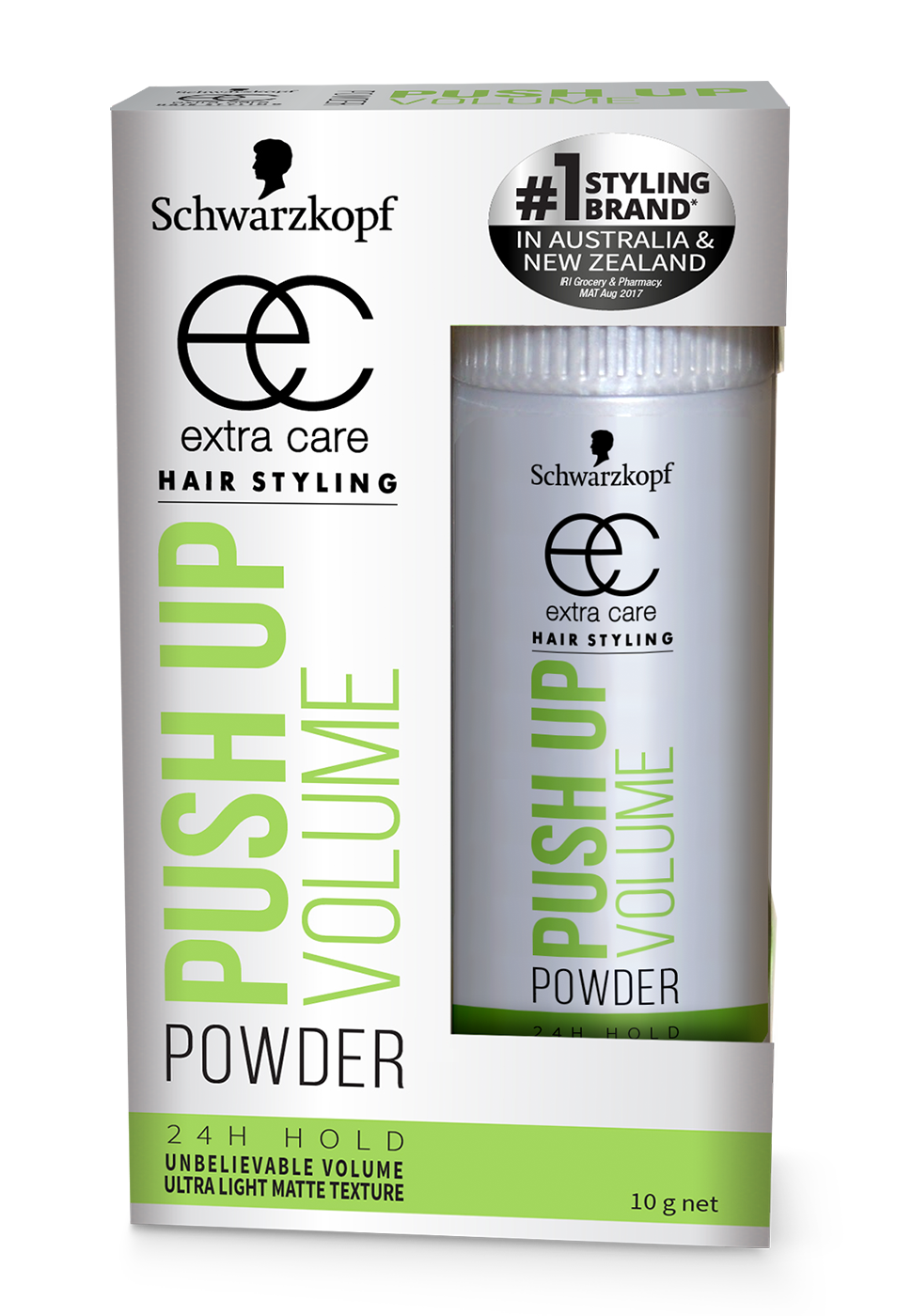 CarePushUpVolumePowder10g