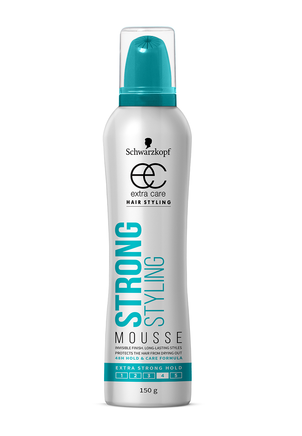CareStrongStylingMousse150g