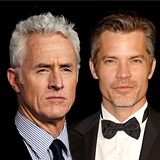 Grey-haired Men