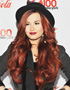 Red Hair: Demi Lovato