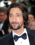 Men's Hairstyles: Adrien Brody with his Long Shag