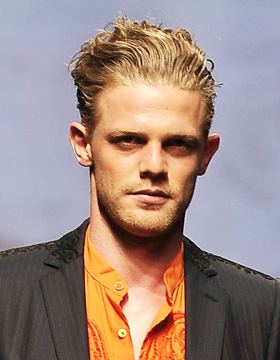 2014 Hairstyles for Men: Etro