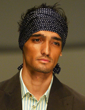 2014 Hairstyles for Men: Vivienne Westwood