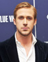 Ryan Gosling wearing a side-parted hair style
