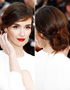 Hairstyles in Cannes: Paz Vega