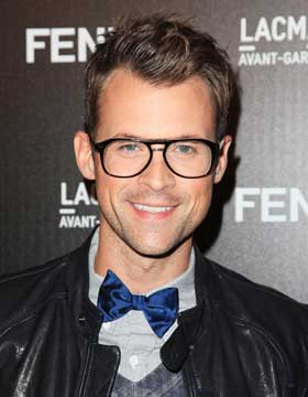 Brad Goreski with Glasses